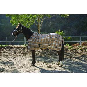 Kensington Signature Textilene Protective Fly Sheet - European Cut