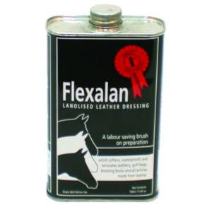 Hydrophane Flexalan Leather Dressing