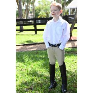 Ovation Boys EuroWeave Riding Breeches