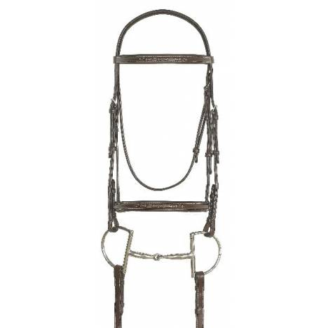 Ovation Fancy Stitched Padded Bridle