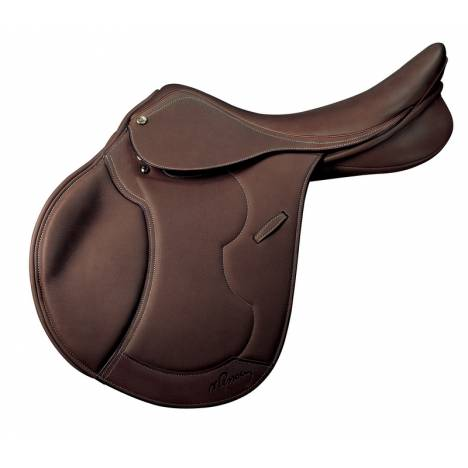 Pessoa Heritage Pro Covered Leather Saddle