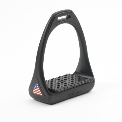 Composite USA Reflex 3D Swivel Action Stirrups