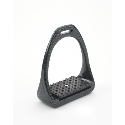 Composite Carbon Look Reflex 3D Swivel Action Stirrups