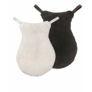 Ovation Europa Sheepskin English Seat Saver