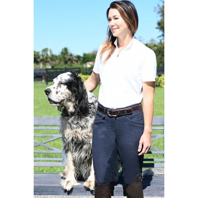 Ovation Marilyn Shapely Full Seat Breeches - Ladies
