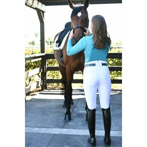 Ovation Destiny Full Seat Super-X Grip Breeches - Ladies