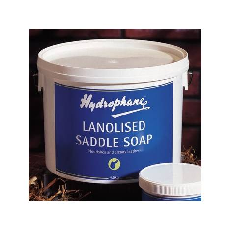 Hydrophane Lanolised Saddle Soap 17 oz