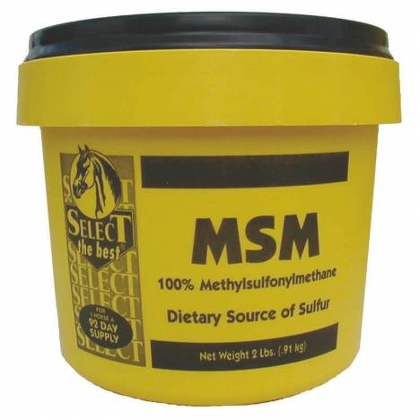 Select MSM Powder