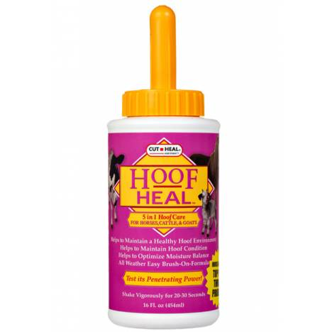 Cut Heal Hoof Heal Conditioner