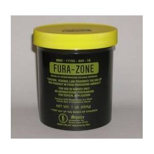 Nitrofurazone Topical Antibacterial Ointment