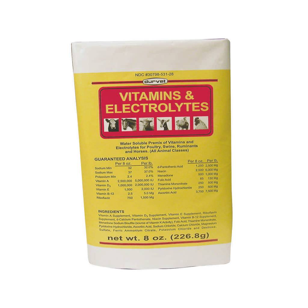Vitamins and Electrolytes Concentrate