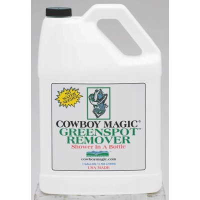 Cowboy Magic Green Spot Remover - 1 gal.
