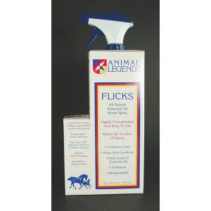 Animal Legends Flicks Horse and Pet Spray
