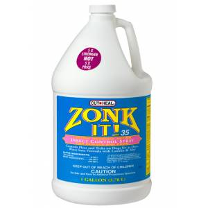 Cut Heal Zonk It-35 Fly Repellant