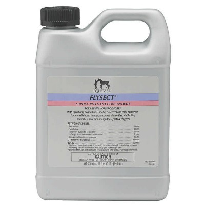 Equicare Flysect Super C Concentrate