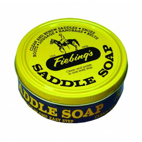 Fiebings Saddle Soap Tin