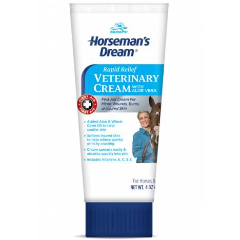 Manna Pro Horseman's Veterinary Cream