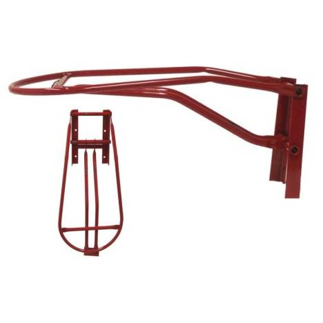 Folding English Saddle Rack