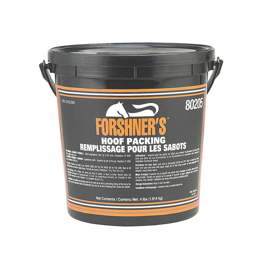 Equicare Forshners Hoof Packing