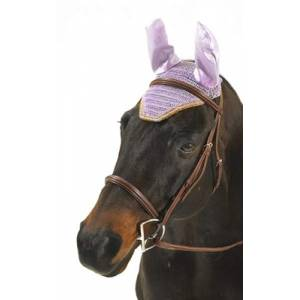 Centaur Crochet Horse Ear Nets in Fashion Colors
