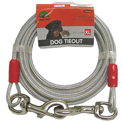 Extra Heavy Dog Tie Out