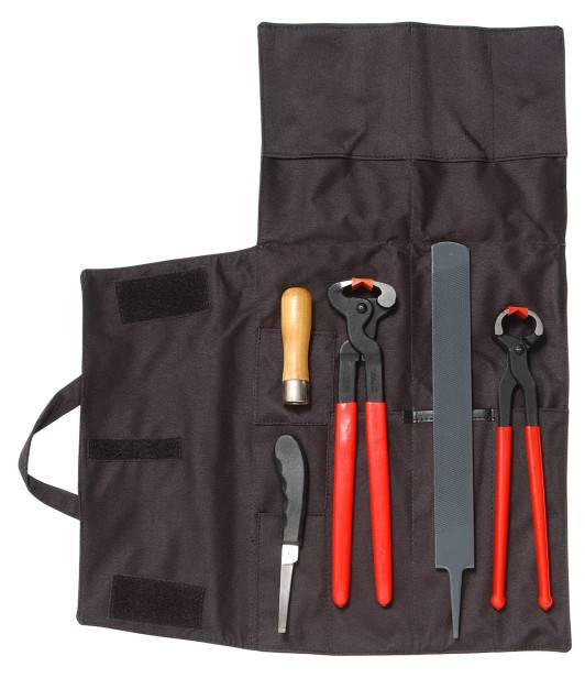 6 Piece Farrier Tool Kit by Farrier Craft