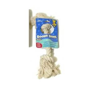 Booda Dog Rope Bone Tug Toy
