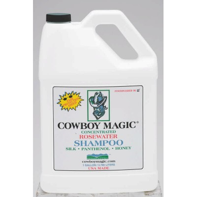 Cowboy Magic Rosewater Shampoo - 1 Gal.