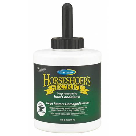 Farnam Horseshoers Secret Hoof Conditioner