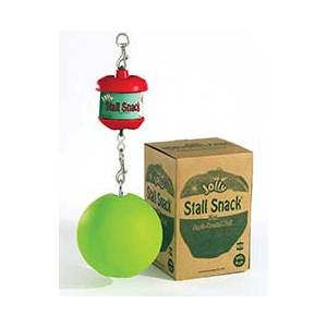 Jolly Stall Snack Combo with  Apple Ball Toy