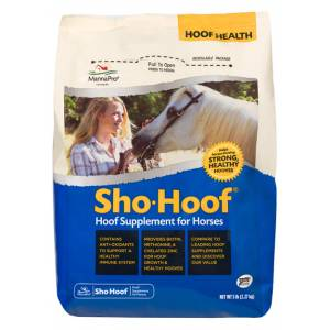 Manna Pro Sho-Hoof Hoof Supplement - 5 lbs.