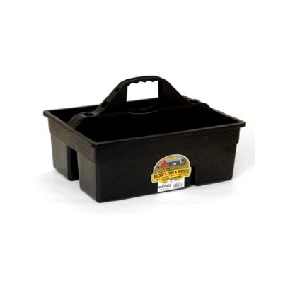 Plastic Dura Storage Tote For Grooming Supplies