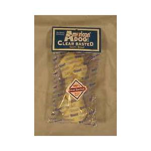 American Dog Clear-Basted Bone Treat For Dogs