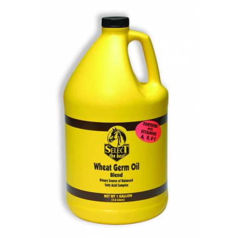 Select Wheat Germ Oil + A, D, E