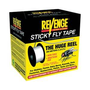 Fly Tape For Barns/Stables/Kennels