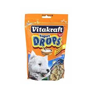 Yogurt Drop Treats For Dogs