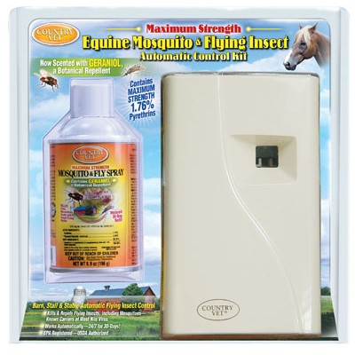 Maximum Strength Equine Fly Control Kit For Horses