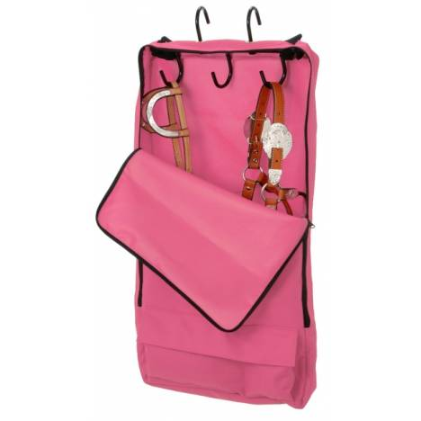 Tough-1 Bridle Bag with 3 Prong Tack Rack
