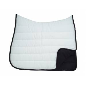Roma Reversible Softie Wither Relief Dressage Saddle Pad