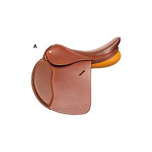 Henri de Rivel Collection Club HDR Close Contact Saddle