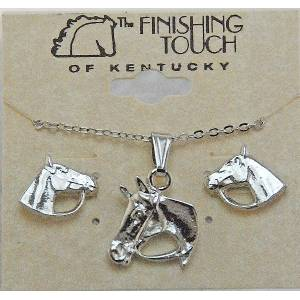 Finishing Touch Horse Head Gift Set