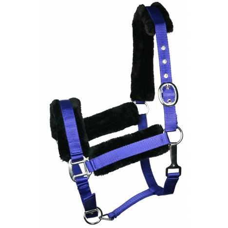 Gatsby Nylon Halter with Removable Fleece