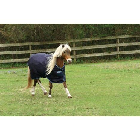 Amigo Bravo-12 by Horseware Pony Lightweight Turnout Blanket