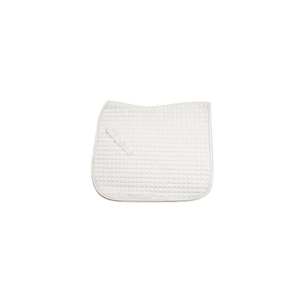 Roma High Cut Quilted Dressage Saddle Pad