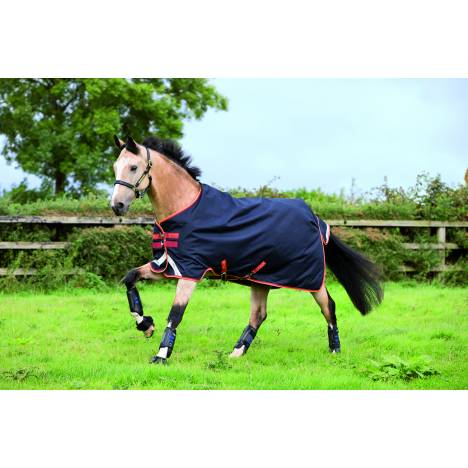 Amigo Bravo 12 Medium Weight Turnout Horse Blanket