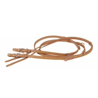 TORY LEATHER Split German Martingale Reins