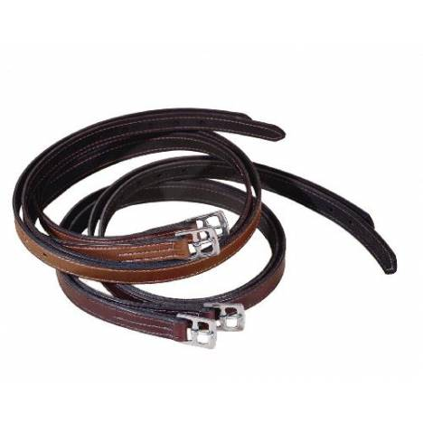 TORY LEATHER Non Stretch Stirrup Leathers