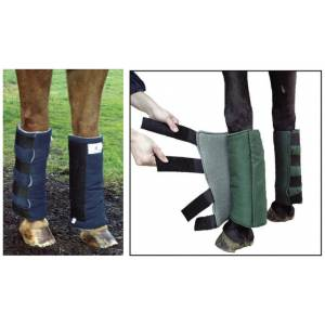 Cashel Boomers Bandages and Shipping Boots