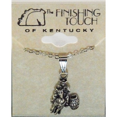 Finishing Touch Barrel Racer Fashion Necklace