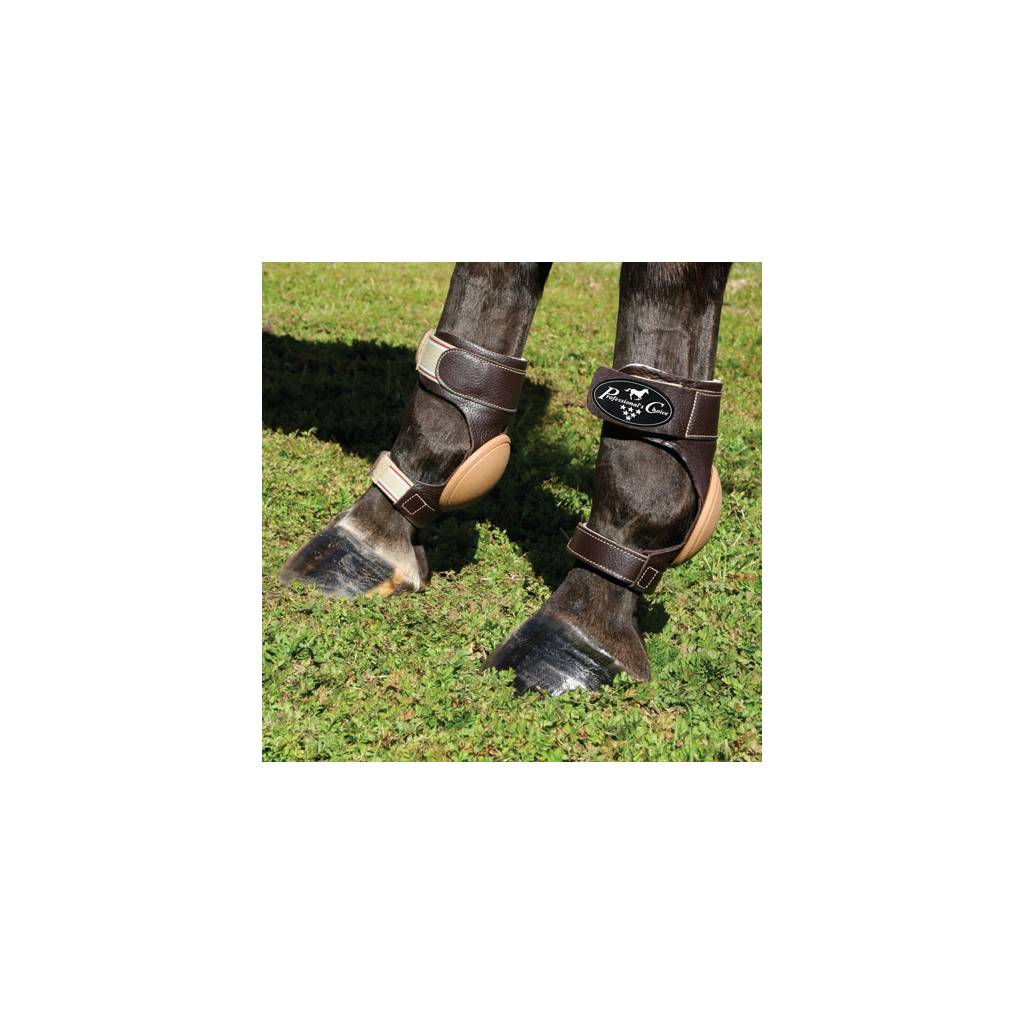 Professionals Choice Leather Skid Boots